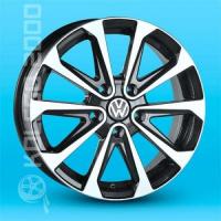 6,5*17 5*112 ET40 57,1 Replica Volkswagen T-712 BSD