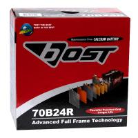 Аккумулятор Bost Asia 70Ah 630A (п.п) д264ш175в220