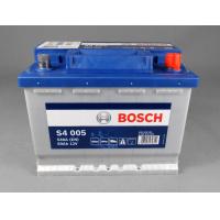 Аккумулятор Bosch Siver 60Ah 540A (п.п) д242ш175в190