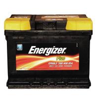 Аккумулятор Energizer Plus 60Ah 540A (п.п) д242ш175в175