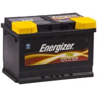 Аккумулятор Energizer Plus 74Ah 680A (о.п) д278ш175в190