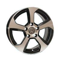 6,0*15 5*100 ET38 57,1 Replica Skoda/VW GT 5913 MS