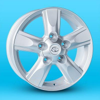 8,0*18 5*150 ET60 110,1 Replica Toyota JH 1182К Silver