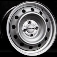 6,0*15 4*100 ET40 60,1 TREBL X40915 Silver
