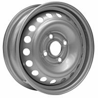 6,0*15 4*100 ET48 54,1 TREBL 8114 Hyundai ACCENT Silver